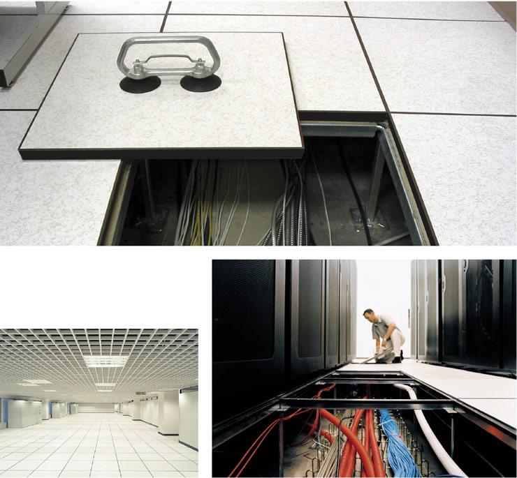 静电地板离地高度一般最好是15-20CM