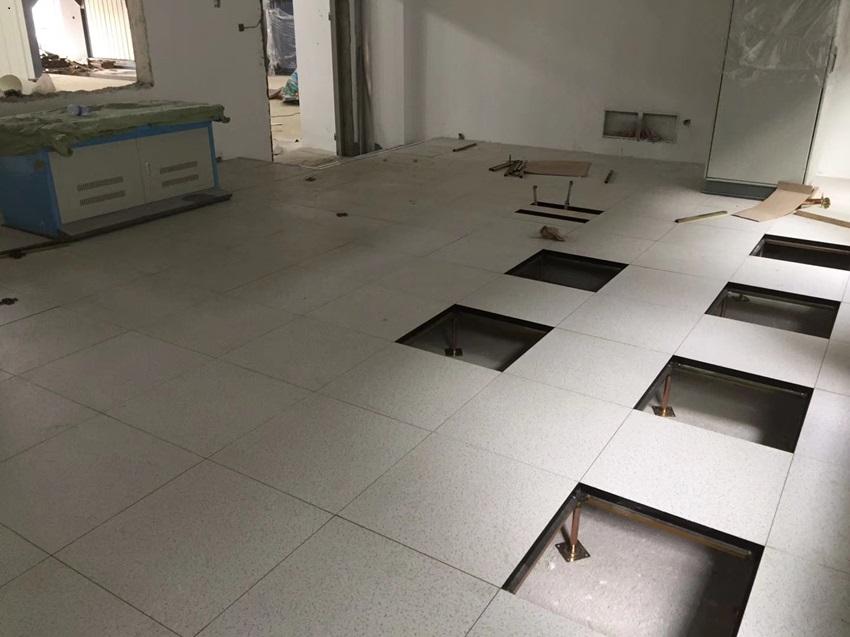 防静电地板的差异化体现