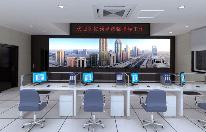 监控中心使用防静电地板