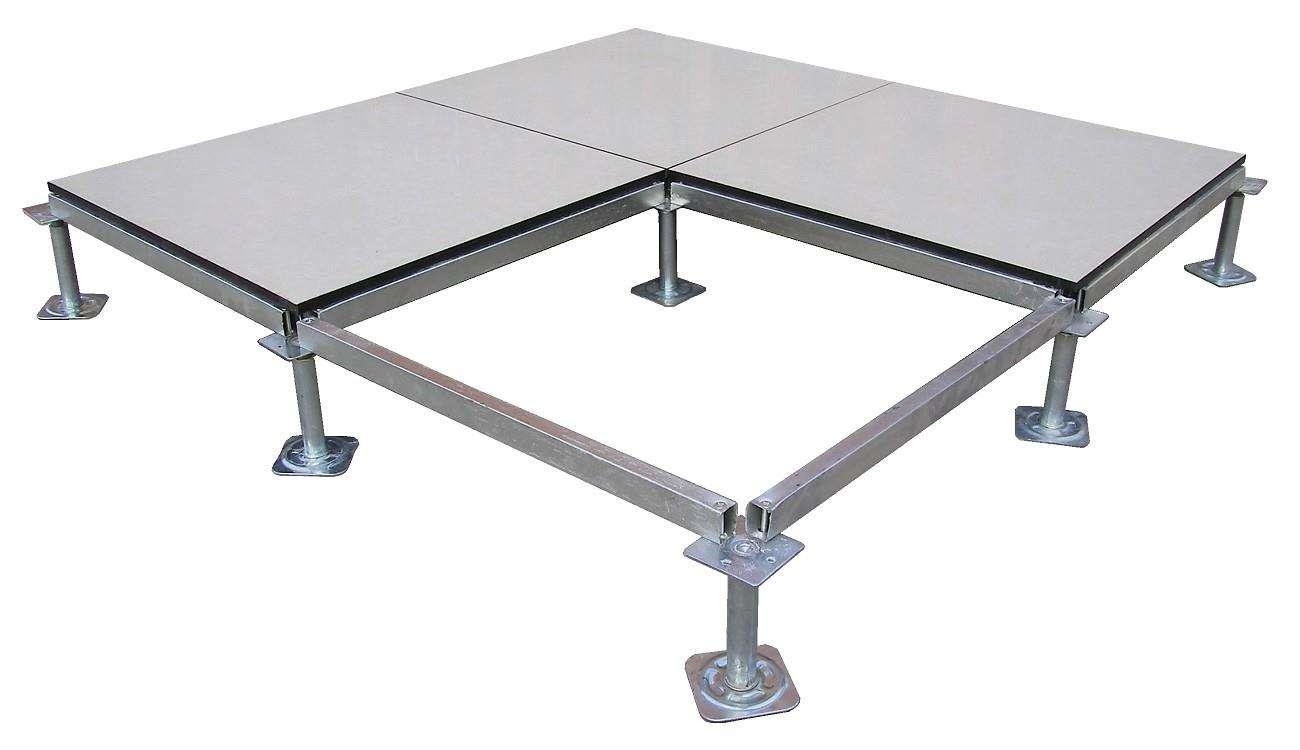 防静电架空地板VS普通高架地板