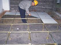 防静电地板施工工艺5